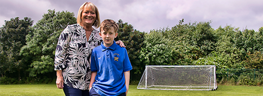 MyCSP donates £250 towards equipment for New Fordley Football Club