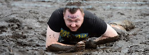 MyCSP employees complete Tough Mudder North West raising over £1200 for charity
