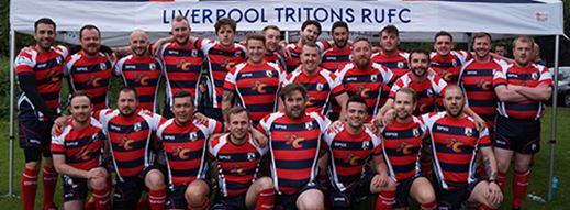 Liverpool Tritons first team to represent Liverpool at gay rugby union tournament in Amsterdam