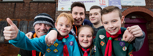 22nd Bootle Scouts receives £200 boost from MyCSP