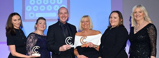 MyCSP scores a hat trick at the Corporate Content Awards