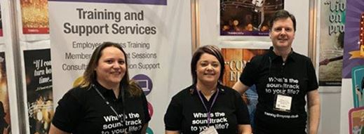 MyCSP attends CIPD Conference