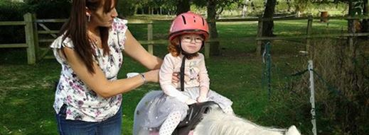 New Riding for Disabled group in Nantwich supported by MyCSP