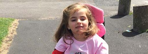 Fundraising for six year old Bootle girl to have life changing operation supported by MyCSP