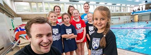 MyCSP supports local diving club